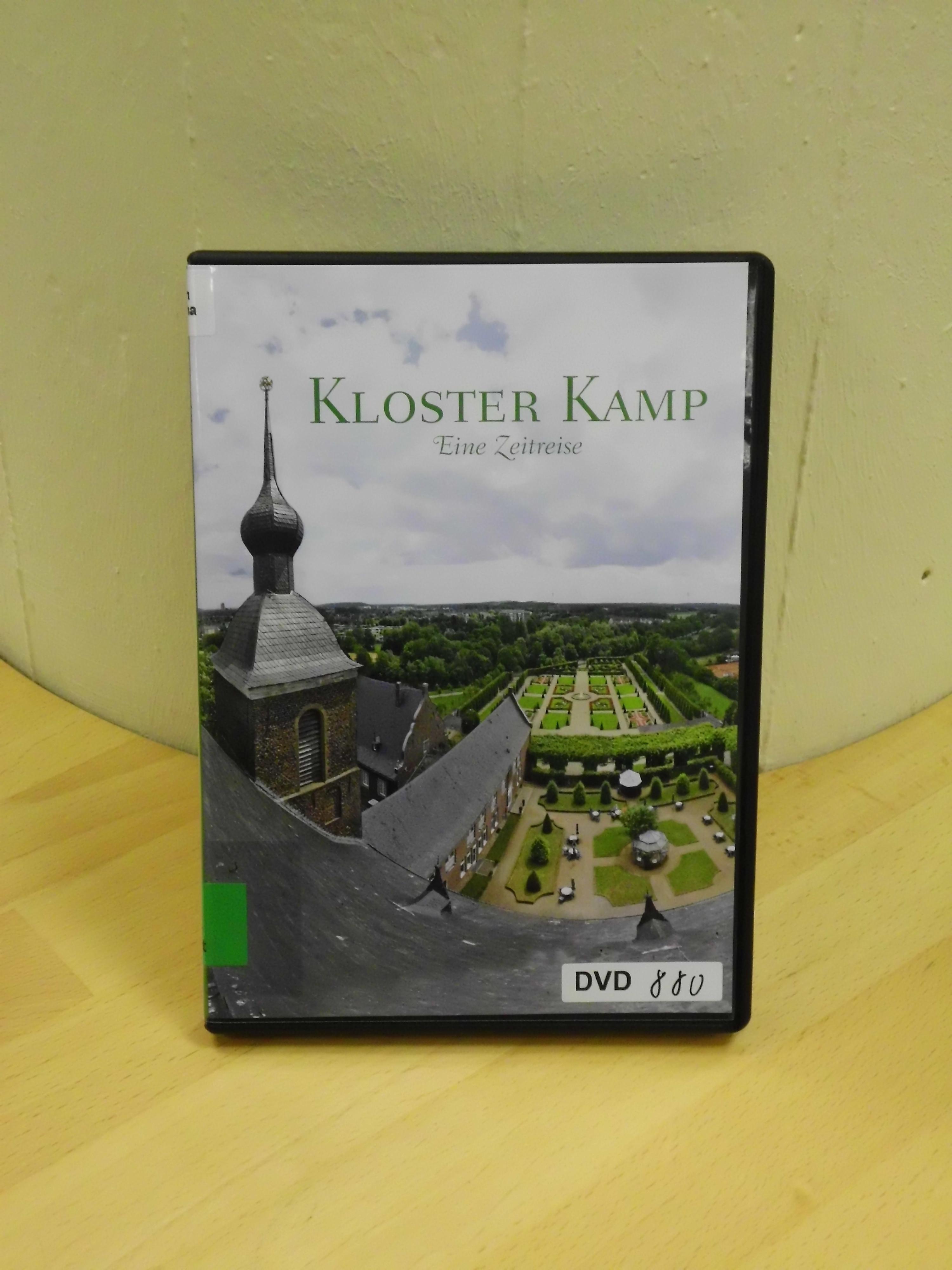 Kloster Kamp DVD