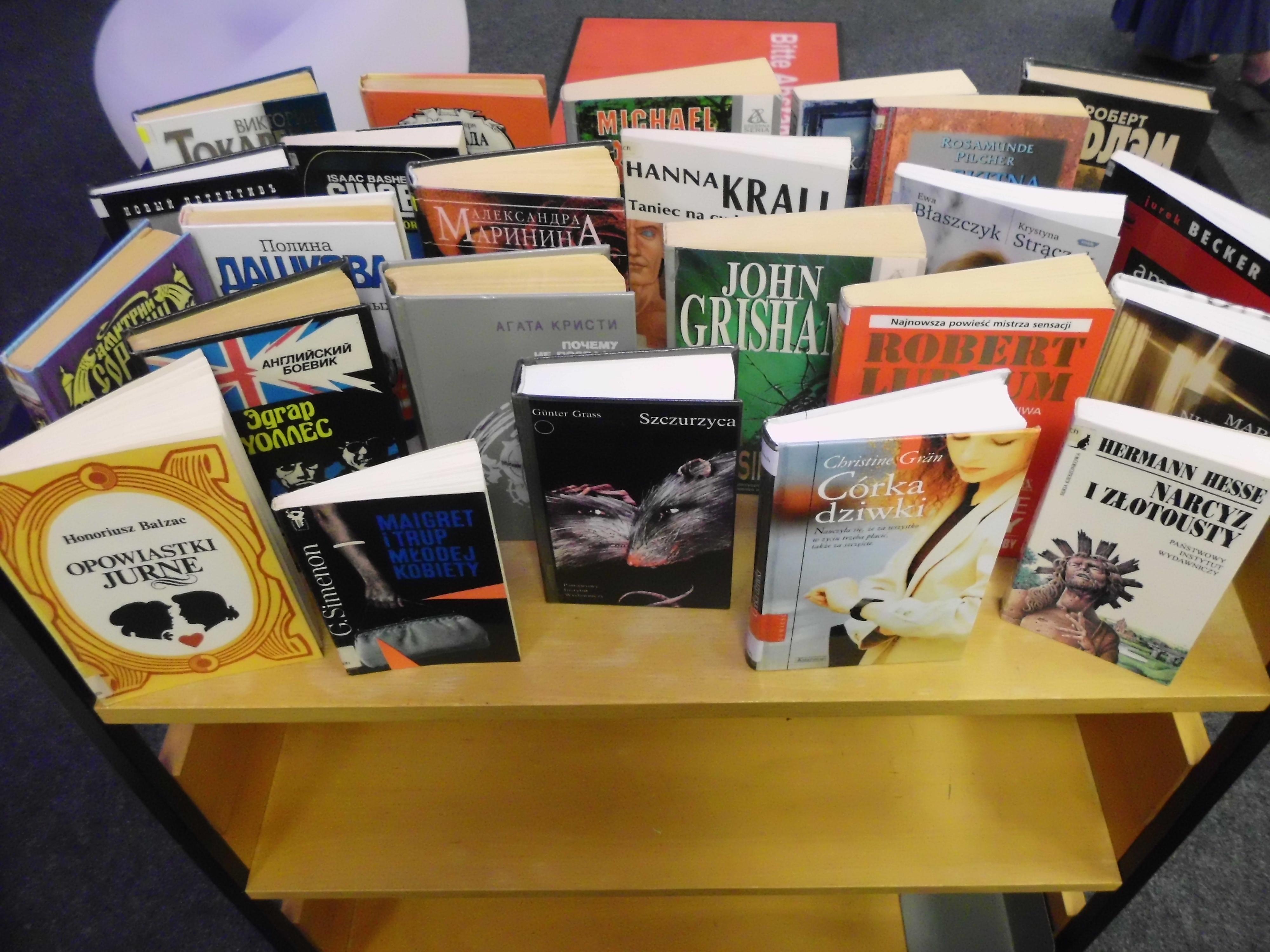Russische und polnische Literatur
