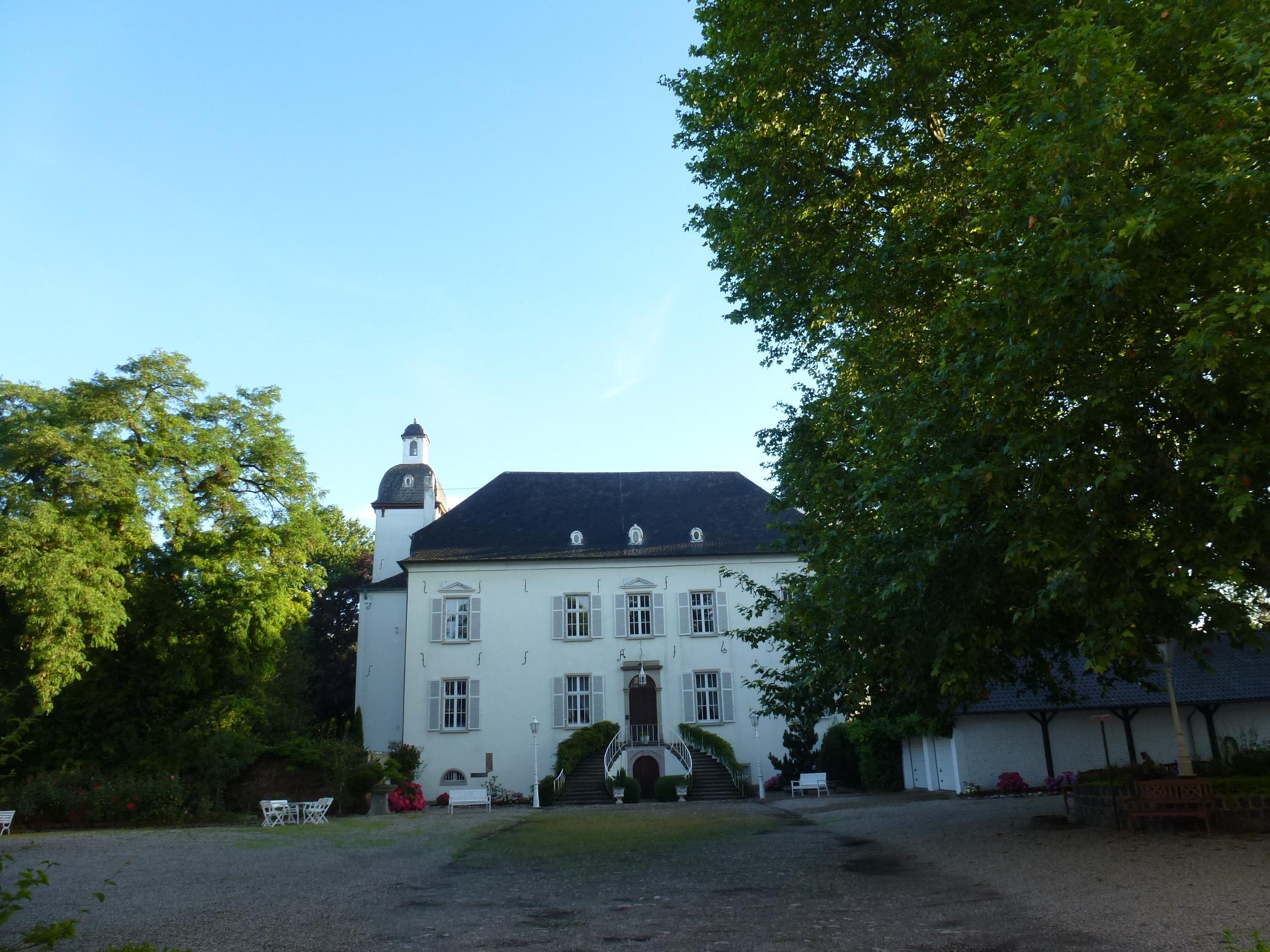 Schloss Lauersfort