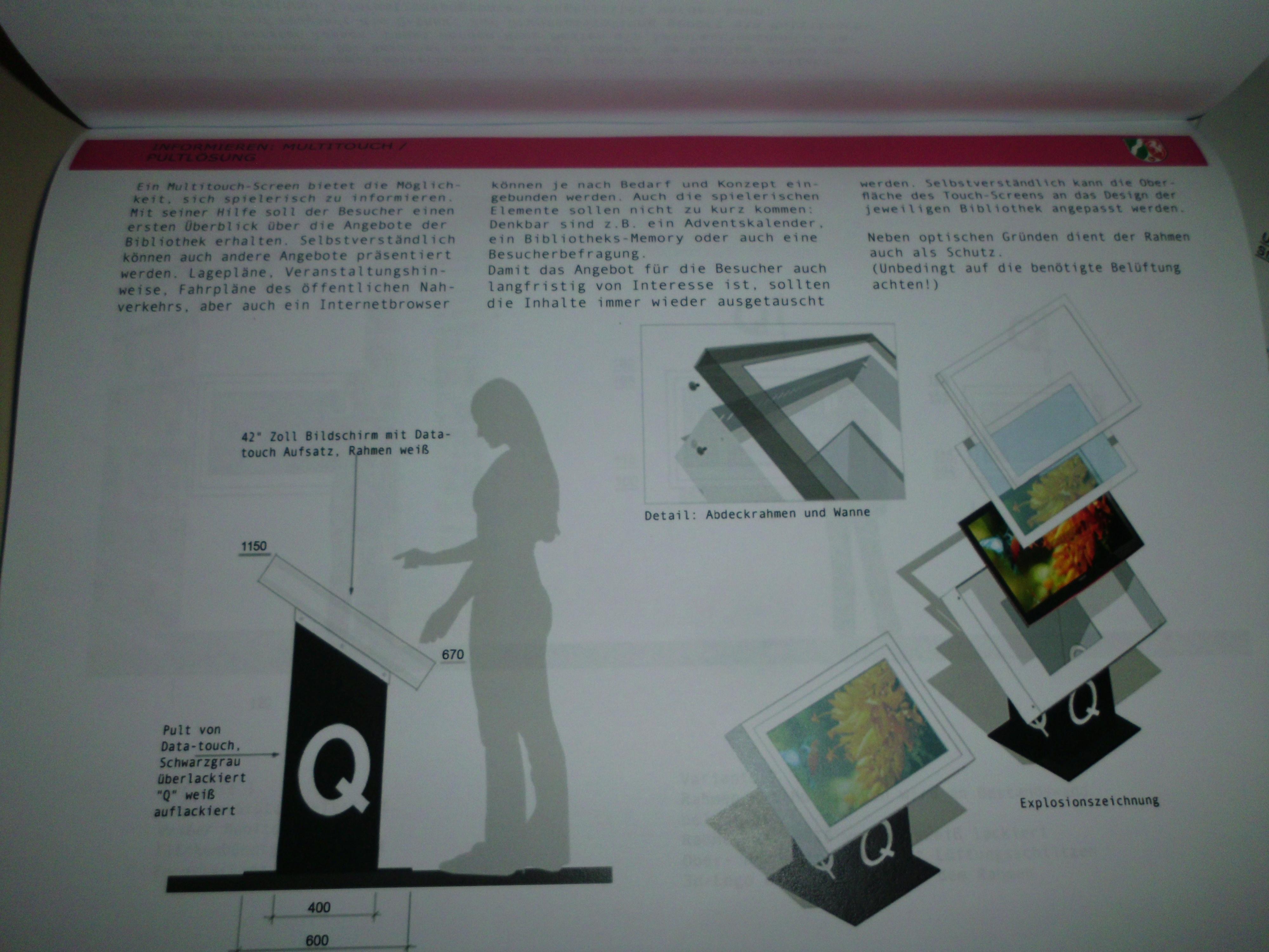 Touch  aus Q-thek NRW 2011